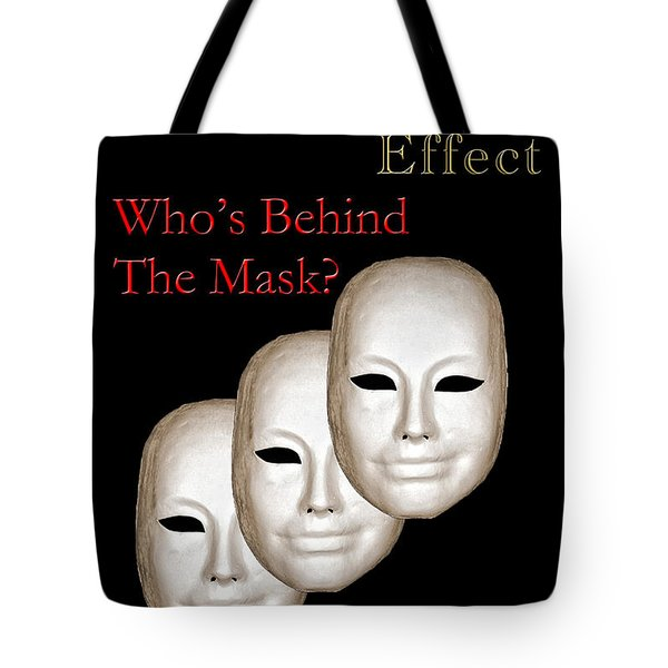 The Irony Effect Tote Bag by Barbara Middleton
