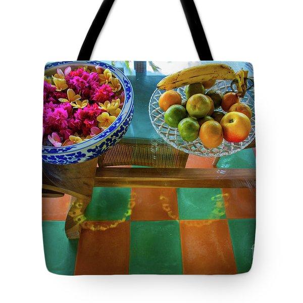 The Island Of God #11 Tote Bag
