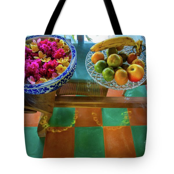 The Island Of God #11 Tote Bag
