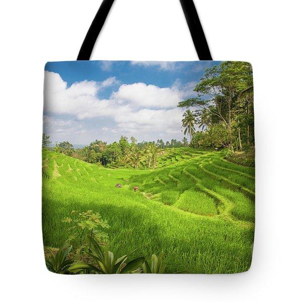 The Island Of God #14 Tote Bag