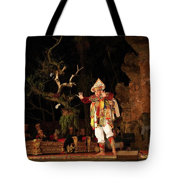 The Island Of God #2 Tote Bag