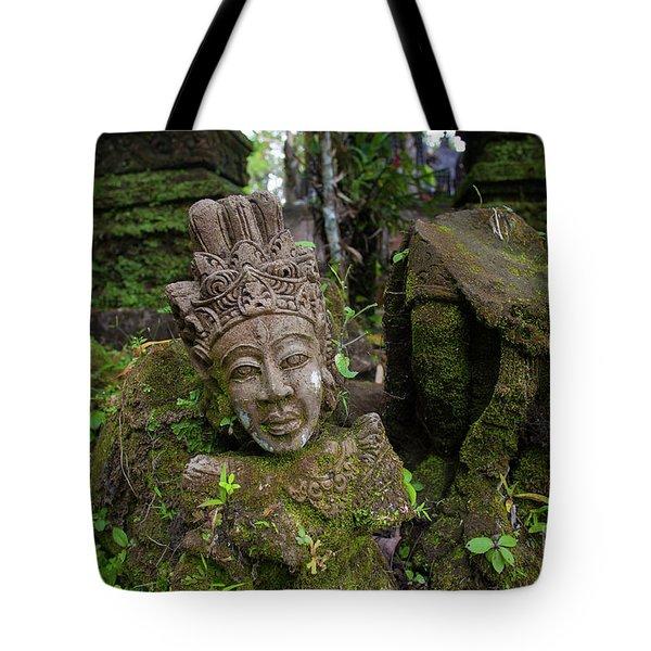 The Island Of God #3 Tote Bag