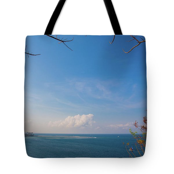 The Island Of God #5 Tote Bag