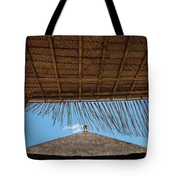 The Island Of God #6 Tote Bag