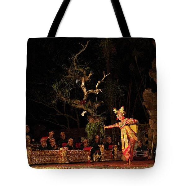 The Island Of God #8 Tote Bag