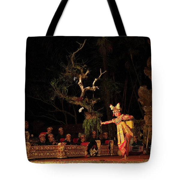 The Island Of God #8 Tote Bag