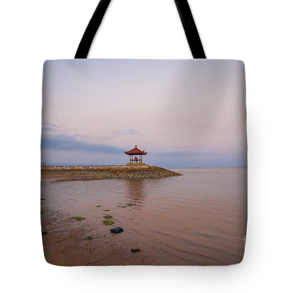 The Island Of God #9 Tote Bag