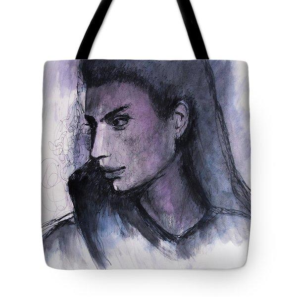 The Islander Tote Bag