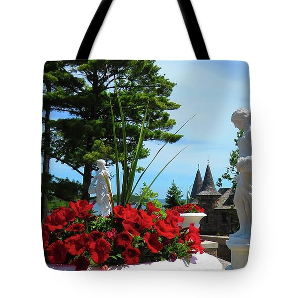 The Italian Garden Tote Bag