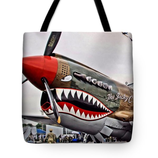 The Jacky C Tote Bag