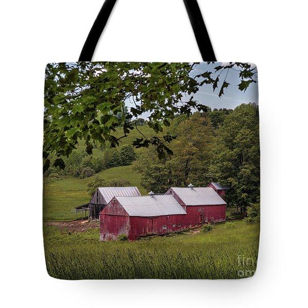 The Jenne Farm II Tote Bag
