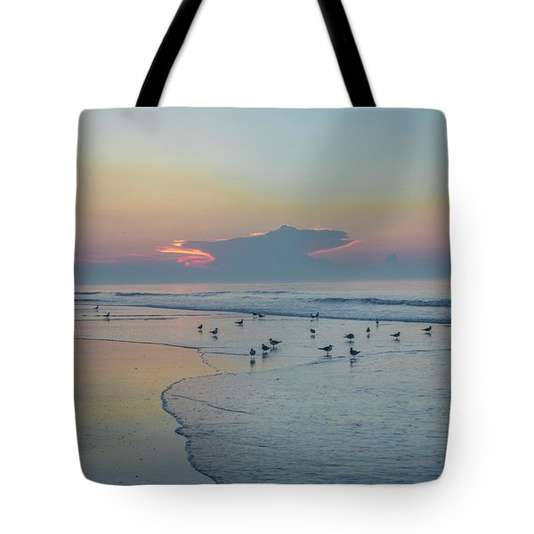 Tote Bag featuring the photograph The Jersey Shore - Wildwood by Bill Cannon