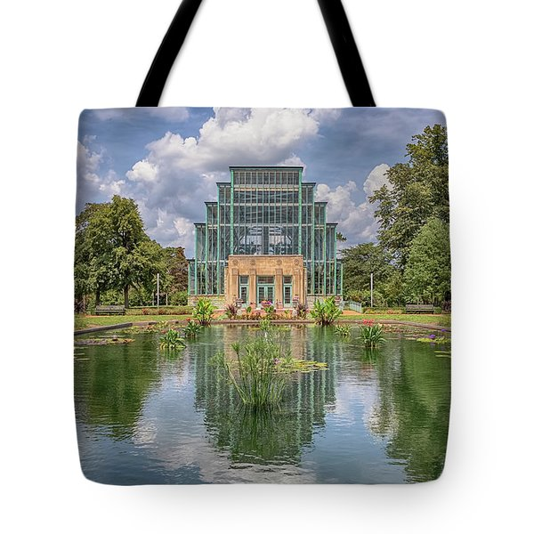 The Jewel Box Tote Bag