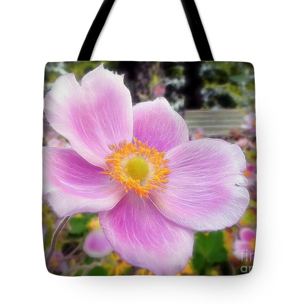 The Jewel Of The Garden Tote Bag