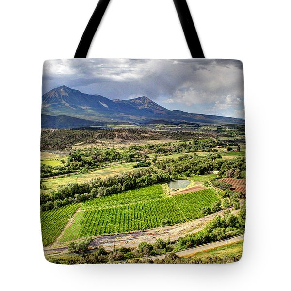 The Jewel Of The North Fork Tote Bag
