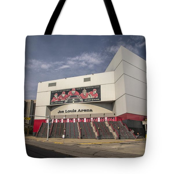 The Joe Wide Shot  Tote Bag