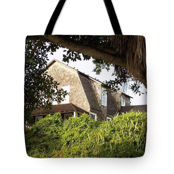 The John Dubois House Tote Bag