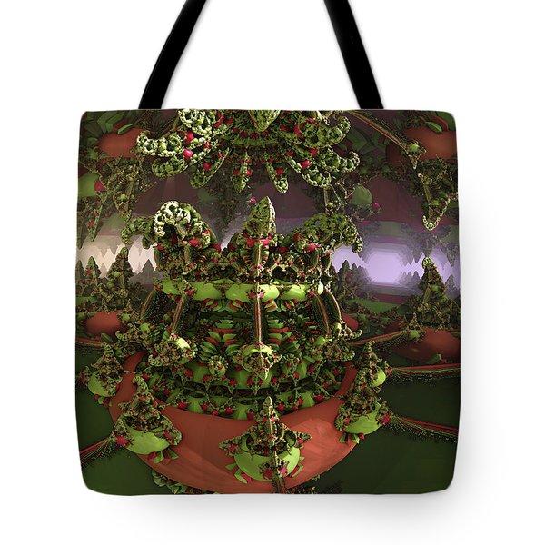 The Jokers Machine Tote Bag