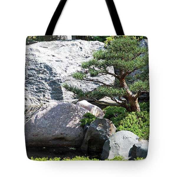 The Journey Tote Bag