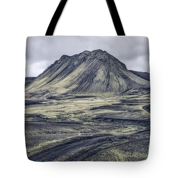The Journey Is The Destination Tote Bag