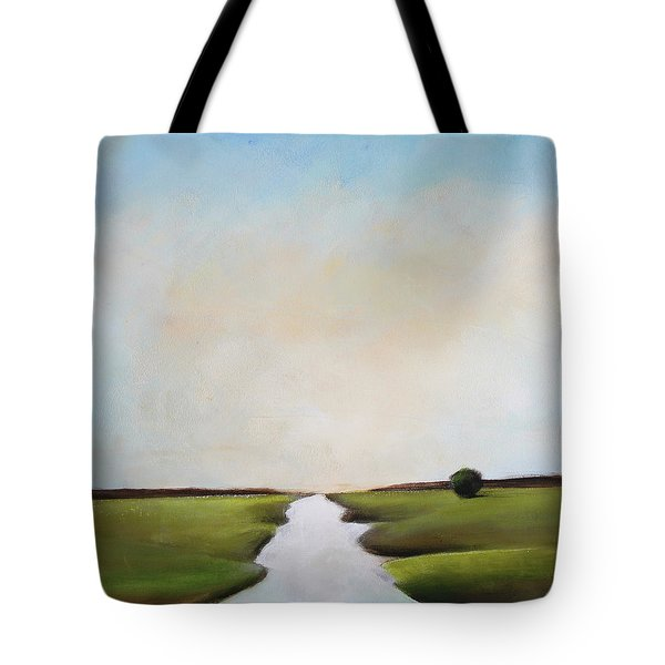 The Journey Tote Bag by Toni Grote