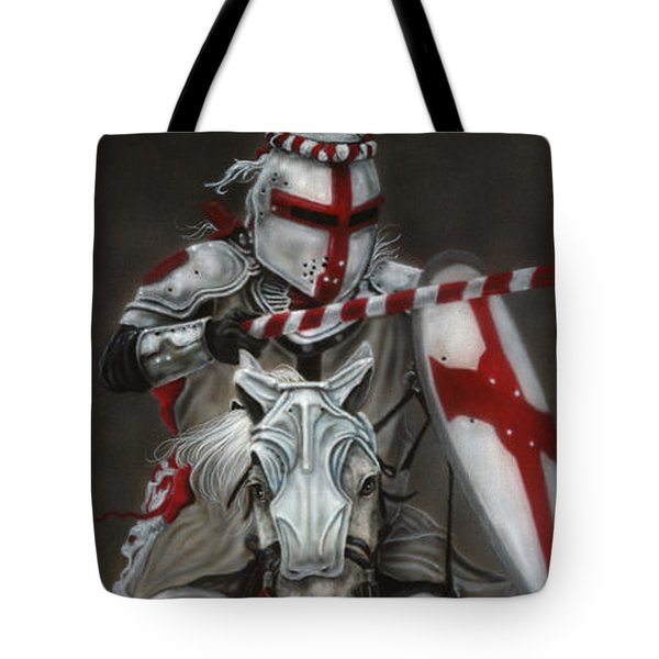 The Joust Tote Bag