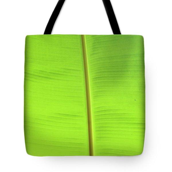 The Jungle Illuminated Tote Bag