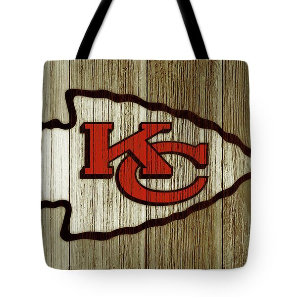 The Kansas City Chiefs C2 Tote Bag