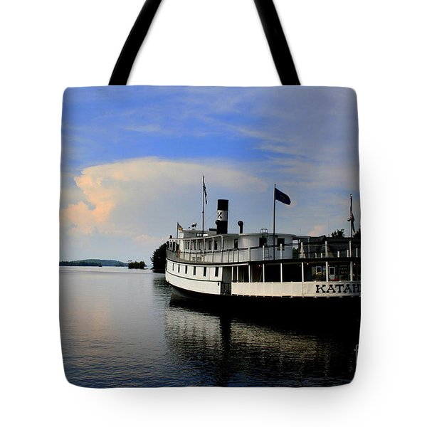 The Katahdin Tote Bag