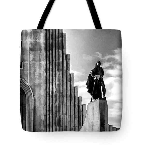 The Leader Of Light Tote Bag