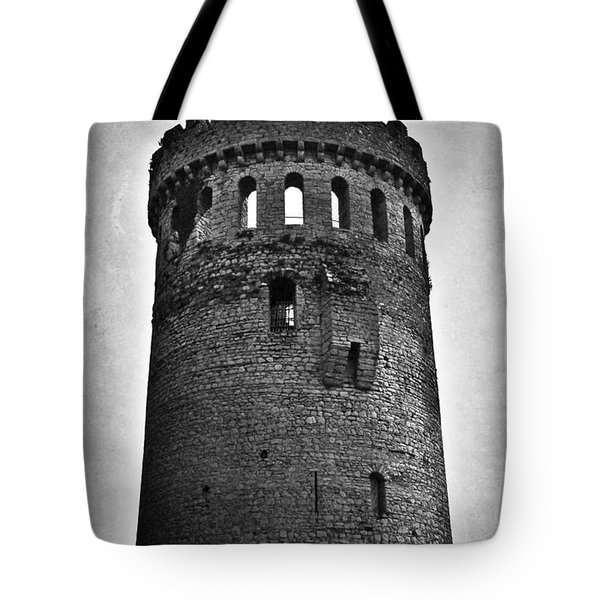 The Keep At Nenagh Castle In Nenagh Ireland Tote Bag