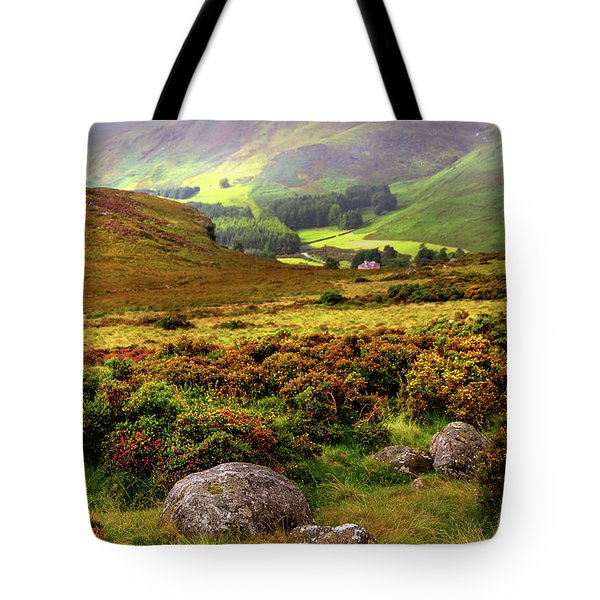 Tote Bag featuring the photograph The Keeper Of Legends by Jenny Rainbow