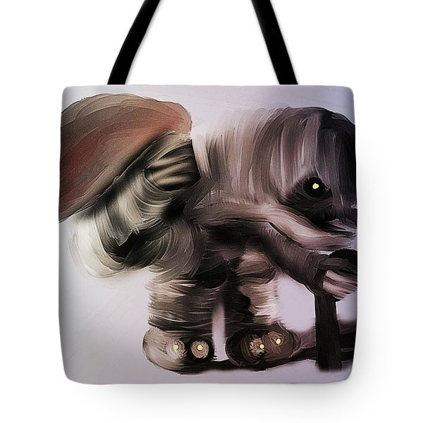 The Keeper Tote Bag
