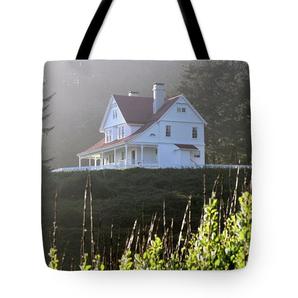 The Keepers House 2 Tote Bag