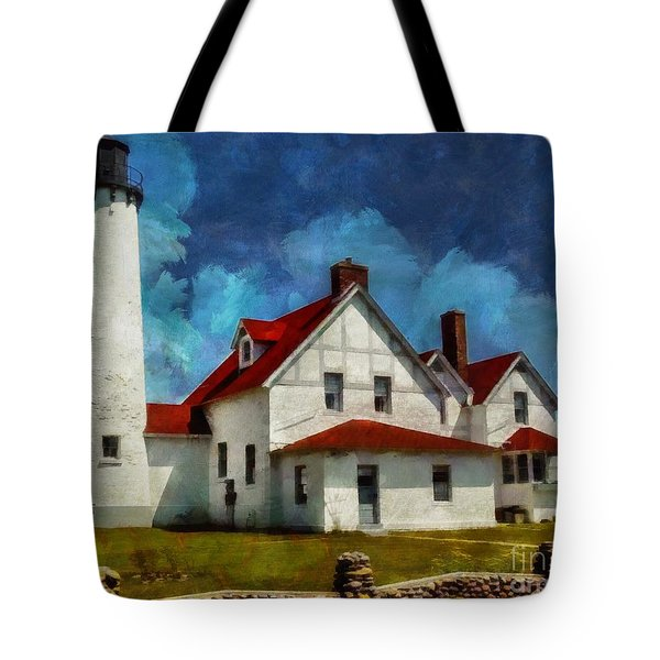 The Keeper's House 2015 Tote Bag