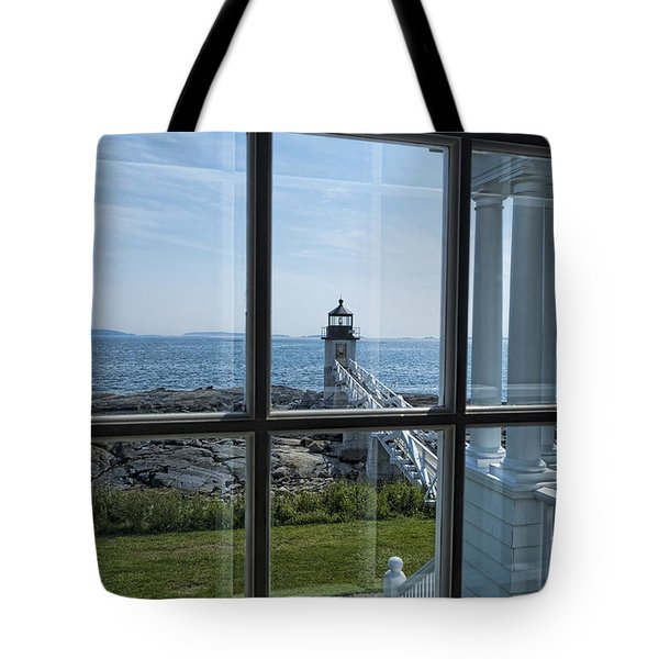 The Keeper's View Tote Bag