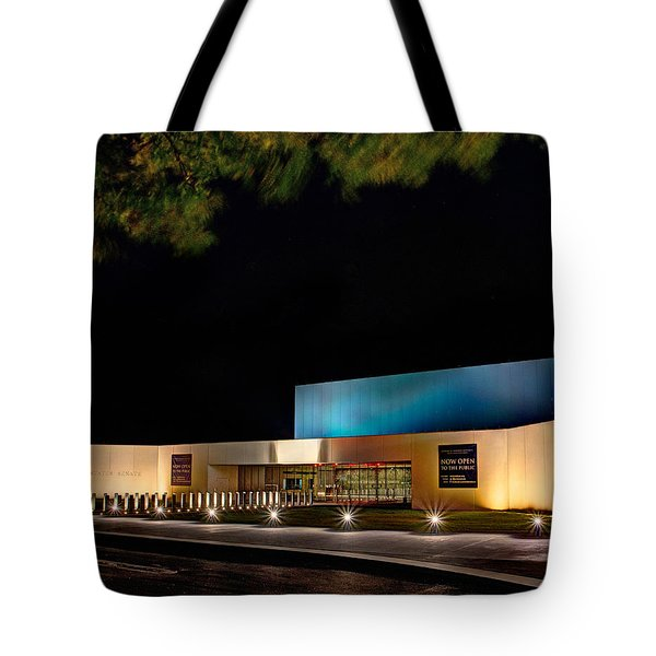 The Kennedy Institute 002 Tote Bag