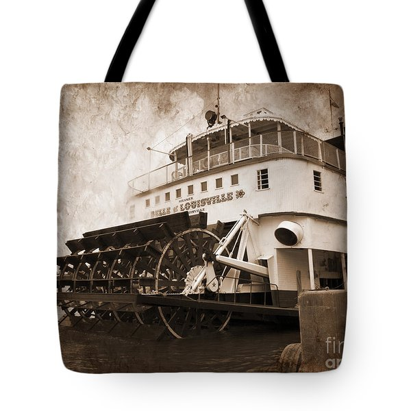 The Kentucky Belle Of Louisville  Tote Bag