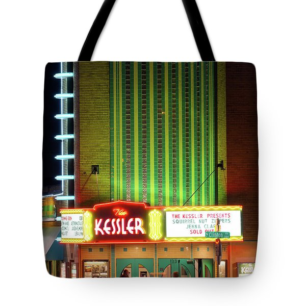 The Kessler V2 091516 Tote Bag