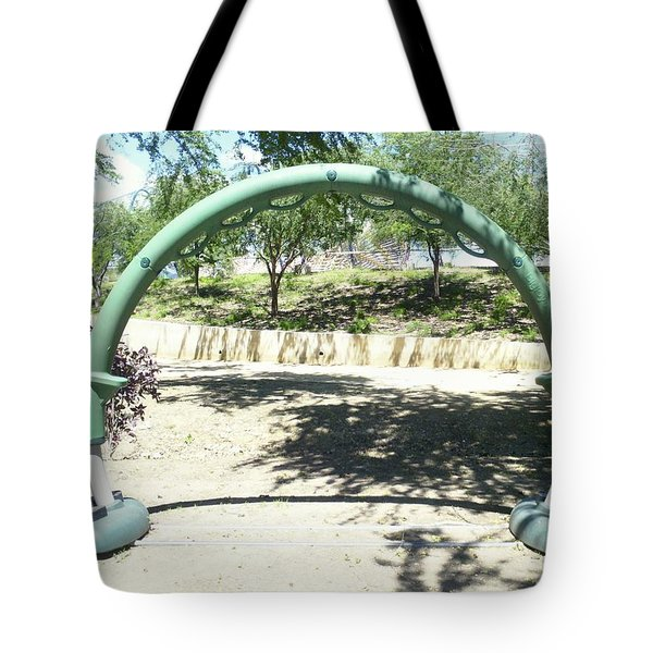 The Kid In You Tote Bag