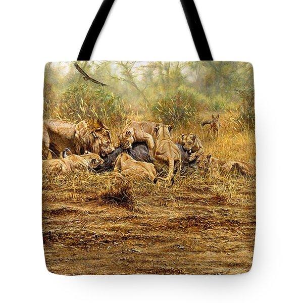 The Kill Tote Bag