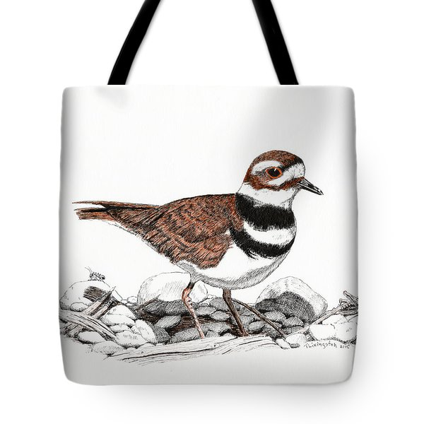 The Killdeer Tote Bag