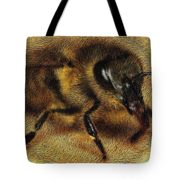 The Killer Bee Tote Bag by ISAW Gallery