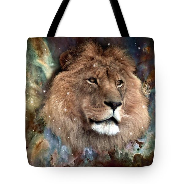 The King Tote Bag by Bill Stephens