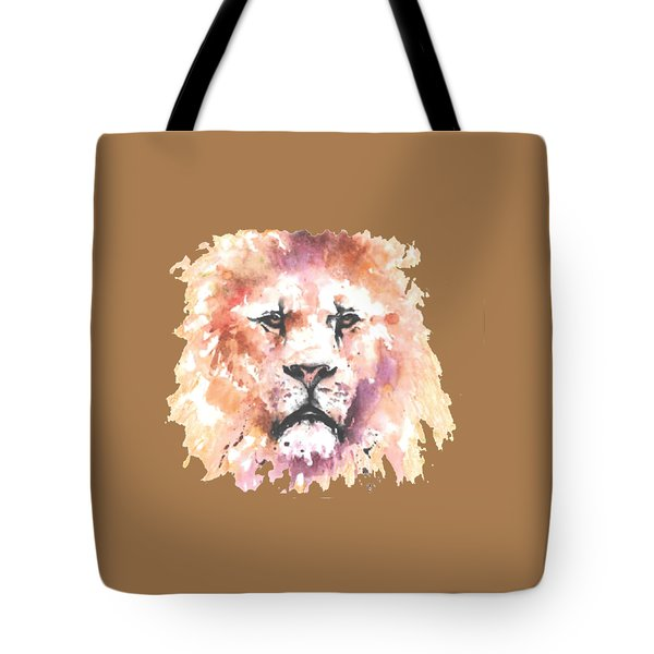 The King T-shirt Tote Bag