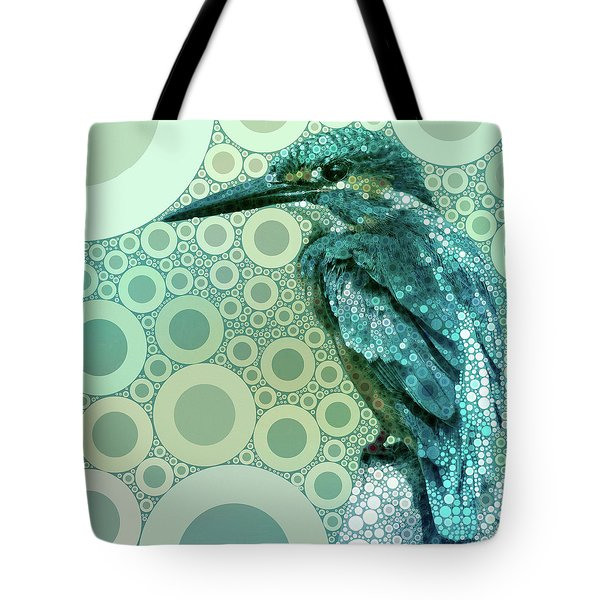 The Kingfisher Tote Bag