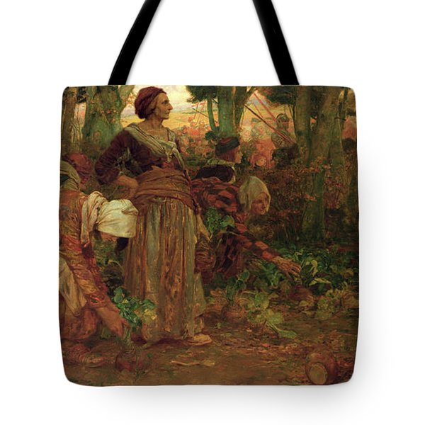 The King's Daughter Tote Bag by Arthur A Dixon