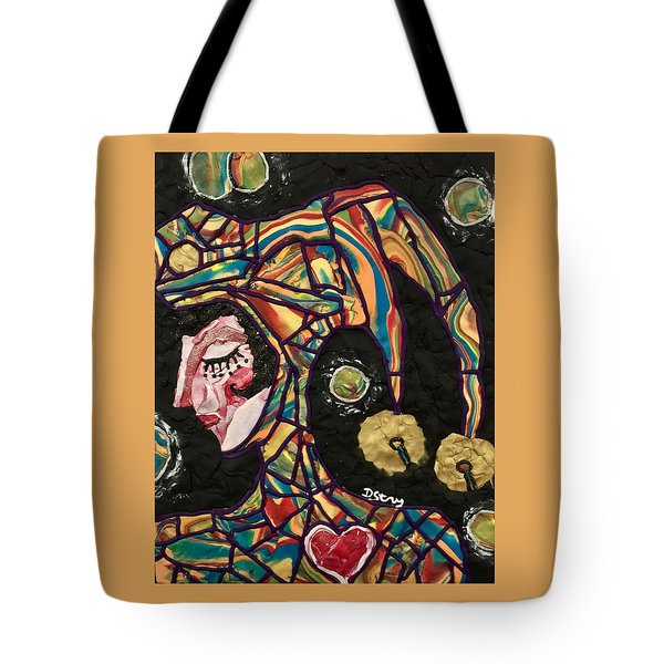 The King's Fool Tote Bag