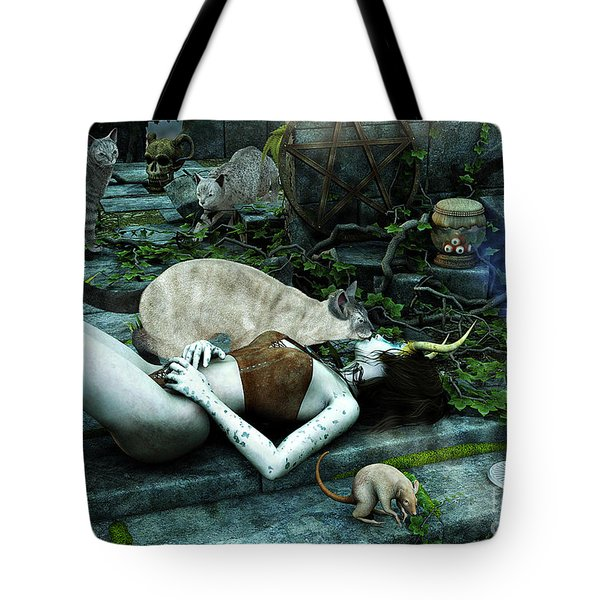 The Kiss Tote Bag by Jutta Maria Pusl