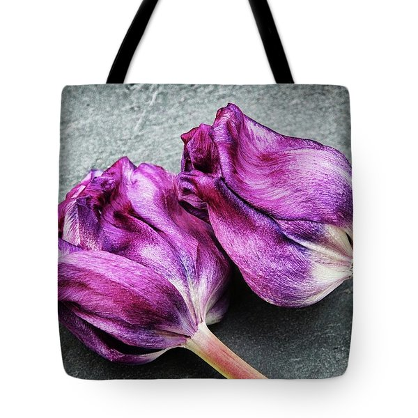 The Kiss Tote Bag by Karen Stahlros